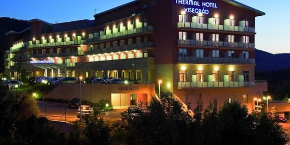 Wellness pobyt v hoteli Visegrad Superior**** s polpenziou a vstupom do termálnych bazénov/Maďarsko - Visegrad