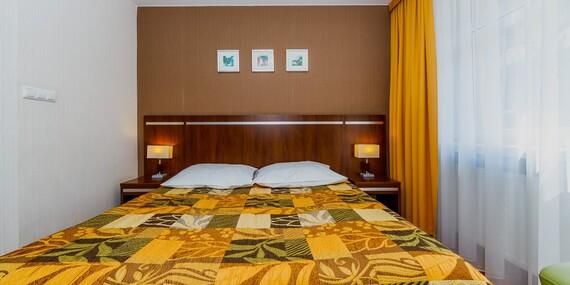 Hotel Wyspianski*** v centre Krakova len 5 minút chôdze od hlavného námestia/Poľsko - Krakov
