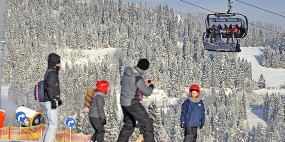 Skipass na pět hodin do oceňovaného střediska Rusin-Ski v Polsku i o víkendech bez doplatku/Polsko - Bukowina Tatrzanska