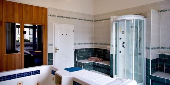 Kúpeľný pobyt v prekrásnych Karlových Varoch s polpenziou a procedúrami v hoteli Eliška/Karlove Vary - Česko