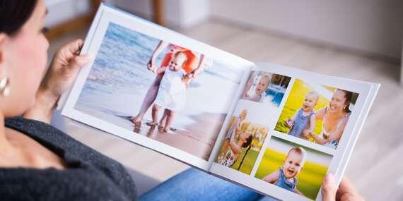Kvalitná fotokniha z vašich najmilších fotografií (rôzne varianty)/Slovensko