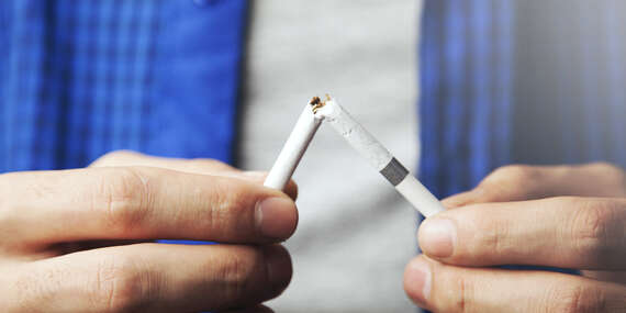 Antinikotínová terapia – zbavte sa konečne fajčenia jednoducho a rýchlo/Zvolen