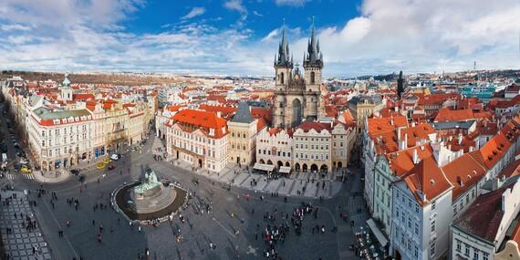 4-hviezdičkový pobyt pre dvoch za super cenu v pražskom hoteli Aida****/Praha - Česko