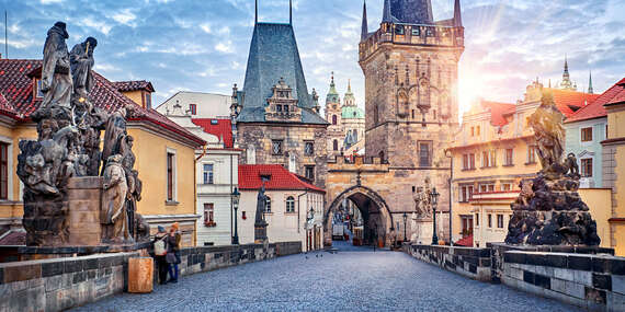 Vynikajúco hodnotený pražský Theatrino**** len 1 minútu od zastávky MHD/Praha - Žižkov