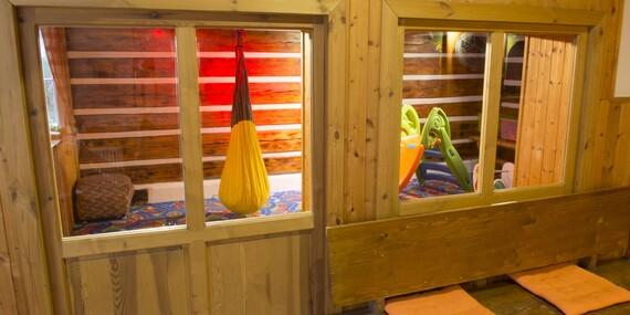 Dovolená v penzionu Rusalka s polopenzí a relaxací v privátní sauně/Krkonoše - Malá Úpa