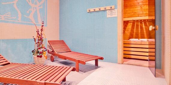 Wellness péče s neomezeným vstupem do bazénu v Mariánských Lázních: Sun Palace Spa & Wellness s polopenzí/Mariánské Lázně