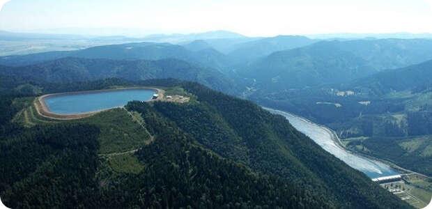 Elektráreň na Čiernom Váhu - tip na výlet