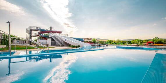 Zbrusu nový hotel ve známých termálech Malé Bielice s gurmánskou polopenzí nebo plnou penzí, neomezeným wellness a platností do prosince 2020/Slovensko - Partizánske - Malé Bielice