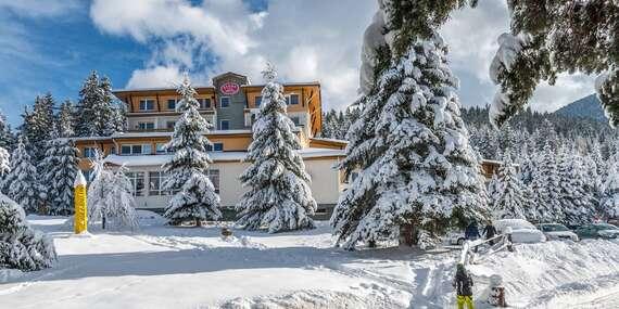 Vianoce alebo silvestrovská zábava s polpenziou v Nízkych Tatrách/Jánska dolina - Liptovský Ján - Nízke Tatry