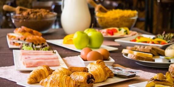 Ubytovanie a raňajky pre dvoch v hoteli Dalimil*** len 4 zastávky od centra Prahy/Česko - Praha