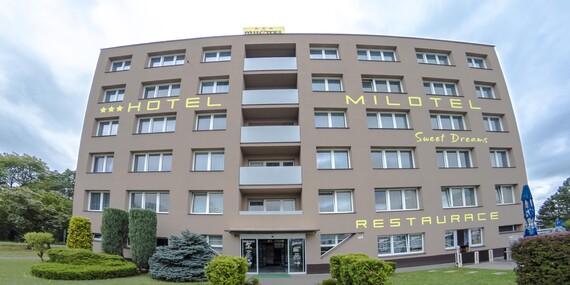 Víkend v českom Olomouci v pohodlí hotela Milotel*** s polpenziou/Olomouc - Česko