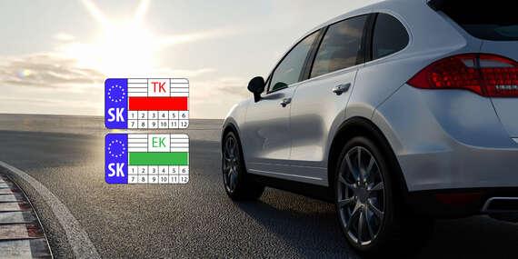 Kompletná kontrola auta pre STK a vybavenie STK bez starostí/Košice