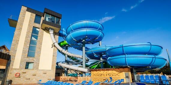 TOP aquapark Chocholowskie Termy s celodennými a večernými vstupmi na jar/Poľsko - Chocholów