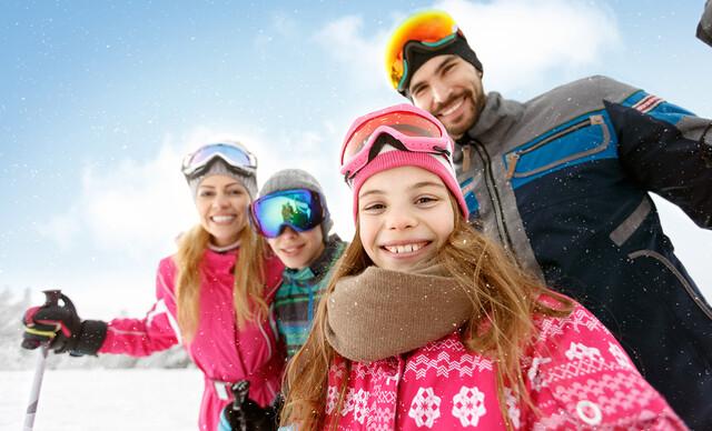 Lyžovačka so skipasom v cene v novopostavenom penzióne Košútka** priamo pod lyžiarskym svahom