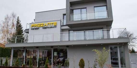 Penzión FRIZZANTE / Turčianske Teplice
