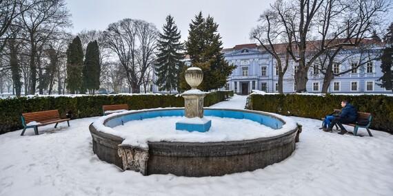Oddych v krásnom prostredí Kaštieľa Mojmírovce**** so vstupom do ThermalParku Nitrava/Nitra - Mojmírovce