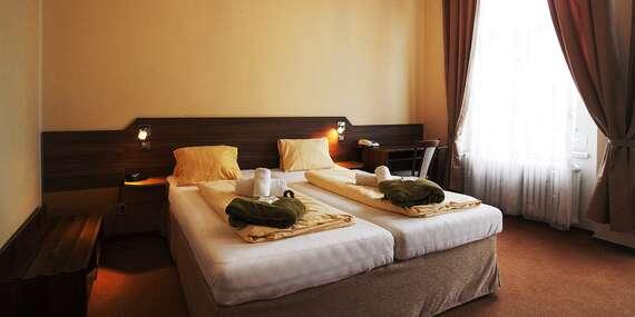 Hotel Sevilla*** ve Františkových Lázních s polopenzí a procedurami dle zvolené varianty / Františkovy Lázně