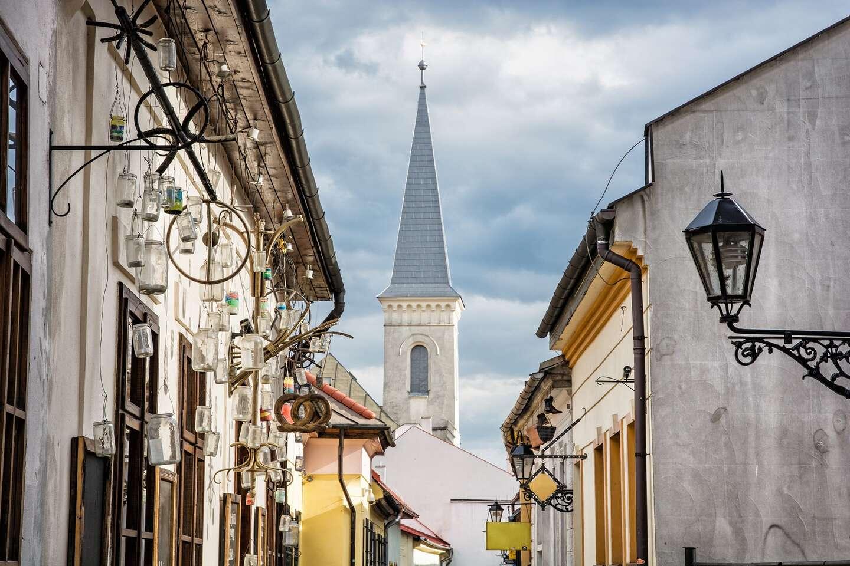 Romantický alebo poznávací pobyt v centre Košíc vo výborne hodn...