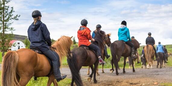Lekcie jazdenia na koni s inštruktorom pre deti aj dospelých alebo ako teambuilding / Bratislava - Podunajské Biskupice