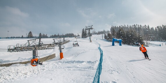 Celodenná aj večerná lyžovačka v poľských Tatrách v obľúbenom Jurgow Ski len 1 km od hraníc / Poľsko - Jurgow Ski
