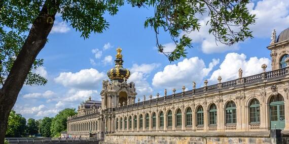 Chytrý výlet do Drážďan - prohlídka města s možností průvodce a výhodné nákupy nejen v Primarku/Německo - Drážďany