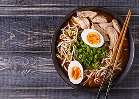 Japonská kuchyňa: ľahká a čerstvá