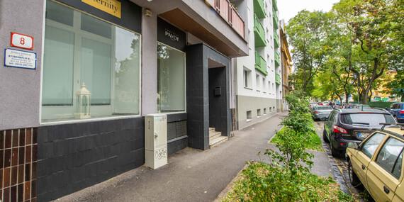 Komplexné hĺbkové ošetrenie pleti v novootvorenom salóne/Bratislava - Nové Mesto