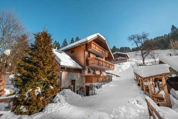 Pobyt pre skupinu rovno pri Ski Čertov, s možnosťou wellness a platnosťou do 20.12.2020