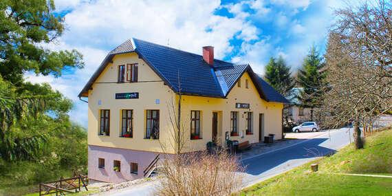 Dokonalý odpočinek v krkonošském pensionu Esprit s polopenzí, privátním wellness a platností do prosince 2020 / Krkonoše - Vysoká nad Jizerou