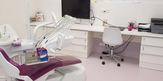Zubní péče pro děti i dospělé na Praze 3: Komplexní dentální hygiena včetně Airflow nebo ordinační bělení zubů/Praha 3 - Žižkov