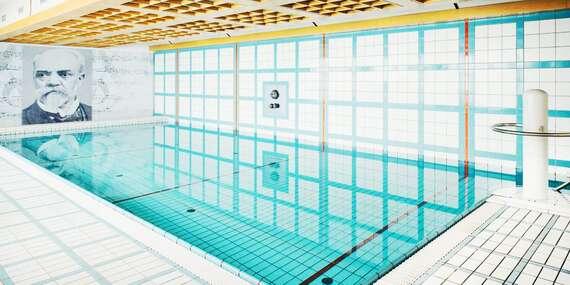 Dvořák Spa & Wellness v Karlových Varech se vstupem do sauny, bazénu a páry, snídaní, příjemnou thajskou masáží a platností do února 2021 / Karlovy Vary
