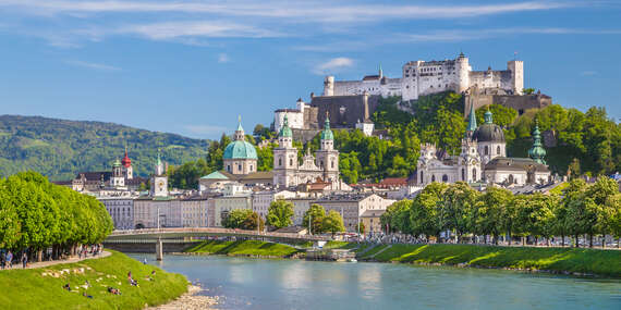 Moderní hotel Wolfgang's v Salzburgu pro 2 dospělé a až 2 děti do 17 let zdarma/Rakúsko - Salzburg