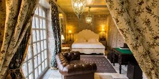 Ubytovanie v izbe Orient Express
