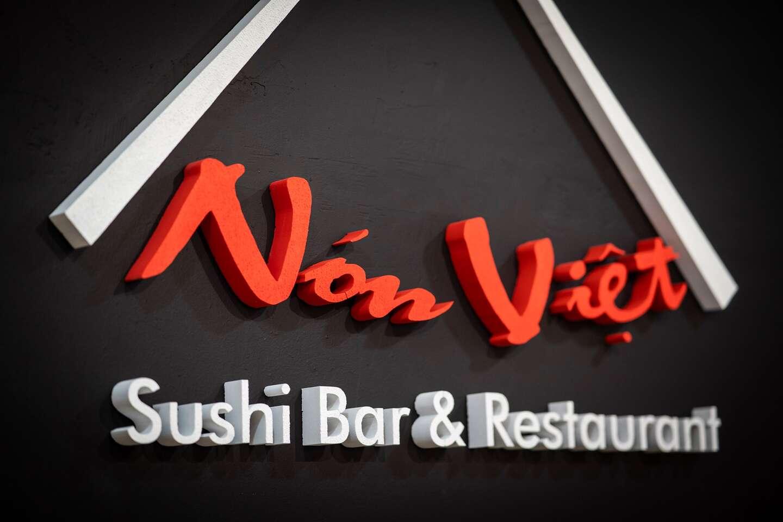 Sushi set 36 kúskov pre dvoch v novootvorenej reštaurácii Nón Vi
