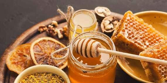 Vzácny med z rodinného včelárstva – poukážka na nákup/Bratislava – Petržalka