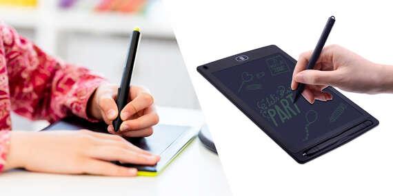 Tablet 8.5 pre kreslenie a písanie všetkých vašich myšlienok / Slovensko