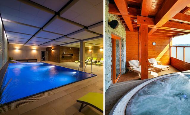 Prvýkrát u nás: Wellness pobyt v resortoch Kaskáda Brno alebo Green Inn Ostravice
