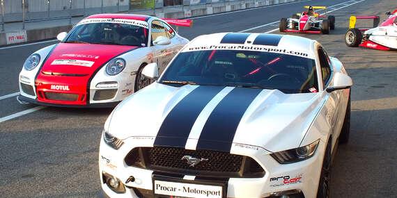 Pilotujte formulu, Porsche alebo Mustang na Slovakia Ringu/Slovakia Ring - Orechová Potôň