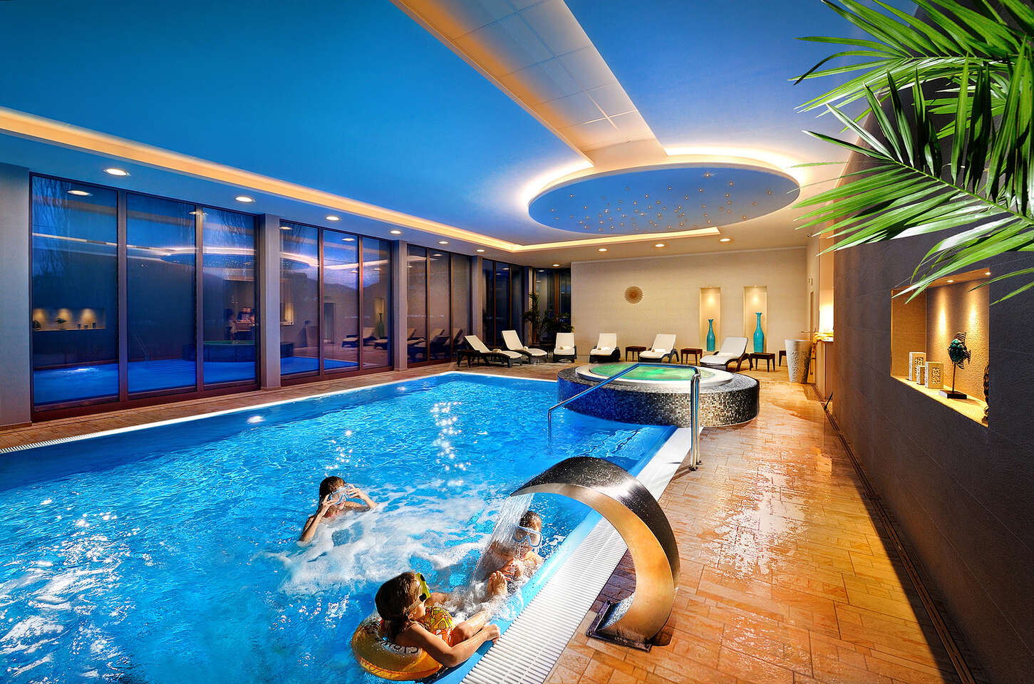 Jeden z najlepšie hodnotených hotelov: PARK**** pri rieke Orava s neobmedzeným wellness