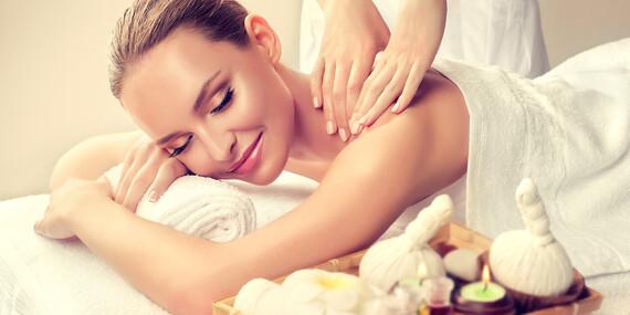Klasická masáž, aromaterapeutická masáž, bankovanie alebo masáž s muzikoterapeutickými prvkami v salóne ODALI / Banská Bystrica