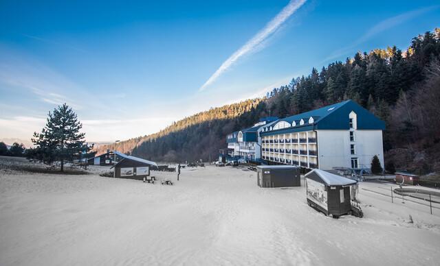 Zima s lyžovačkou a wellness na Spiši v Hoteli Plejsy Spa & Fun Resort ***