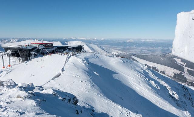 Zimný pobyt priamo na vrchole Chopku v hoteli Rotunda