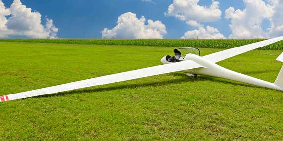 Lietať v oblakoch aj bez motora – na vetroni s možnosťou pilotovania/Dubová, Senica