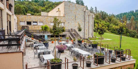 Čarovná dovolenka v Grand Hoteli Spiš*** v Slovenskom raji až do júna 2022/Čingov – Slovenský raj