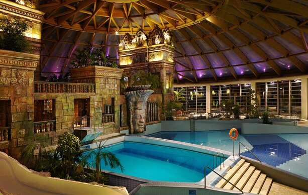 33% Maďarsko: 2-5 denní pobyt v luxusním hotelu…