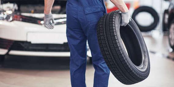 Autoservis BARNY: Kompletné prezutie pneumatík aj s vyvážením, bez čakania/Trnava