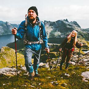 Turistika a hory