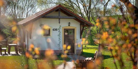 Ubytovanie v chate 436 priamo v rezorte aquaparku / Liptovský Mikuláš