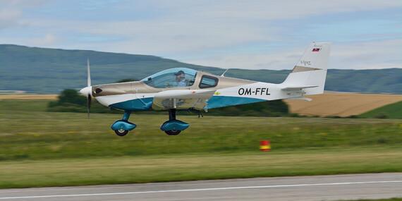 Hurá do oblakov - staňte sa pilotom na skúšku/Košice - okolie