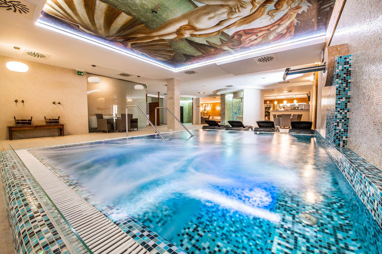 Relax v modernom wellness centre Štiavničky Sauna so špeciálnou ruskou saunou